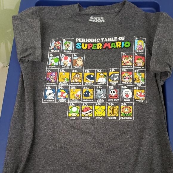 9281f417b Super Mario Tshirt. Super Mario. M_5c2d9e82df03079abe69db2e.  M_5c2d9e9eaa877089807a0b80. M_5c2d9eb0bb7615ea6ae66c79